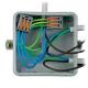 ELS Szybkozłączka uniwersalna 3x0,08-4mm² - przykład montażu