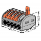 ELS Szybkozłączka uniwersalna 5x0,08-4mm² - schemat