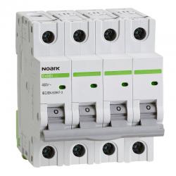 NOARK Rozłącznik izolacyjny 4P 63A AC Ex9BI 102397