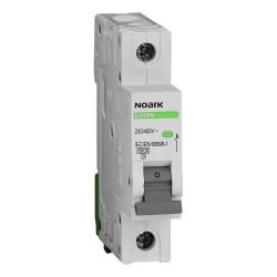 NOARK Wyłącznik nadprądowy 1P C 10A 6kA AC Ex9BN 100096