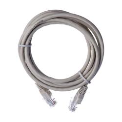 EMOS Kabel krosowy patchcord UTP kat.5e 2m S9123