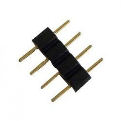 Złączka konektor 4 PIN 10mm do taśm LED wielokolorowych