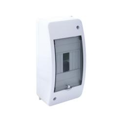 Elektro-Plast Rozdzielnica natynkowa z klapką 1x4 RNTO-4
