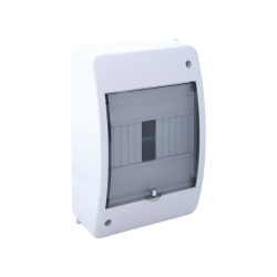 Elektro-Plast Rozdzielnica natynkowa z klapką 1x6 RNT6S 3.3