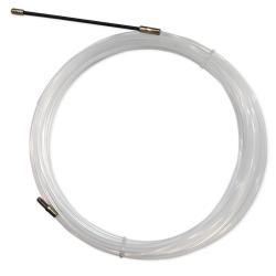 XBS Linka do przeciągania przewodów w peszlach i rurkach instalacyjnych 15m MBS-15 01.302