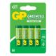 GP Bateria GreenCell R6 AA 1.5V 4szt.