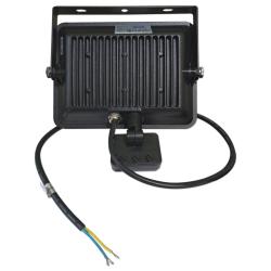 BEMKO Naświetlacz wodoodporny IP65 LED 30W 230V z CZUJNIK RUCHU barwa zimna