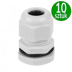 XBS Dławik kablowy dławnica kablowa PG-13.5 10 szt.