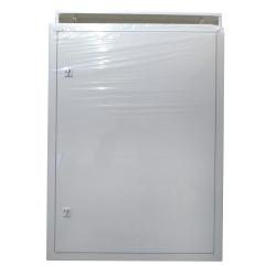 Elektro-Plast Rozdzielnica p/t aluminiowy front 5x24 DARP-120 (N+PE) QUITELINE 9.524