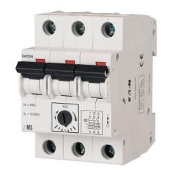EATON Wyłącznik silnikowy 3P 0,75kW 1,6-2,5A Z-MS-2,5/3 248408
