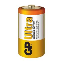 GP Bateria alkaliczna Ultra R14 Rozmiar C 1.5V