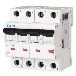EATON Wyłącznik nadprądowy 4P C25A 6kA CLS6-C25/4-DP 270524