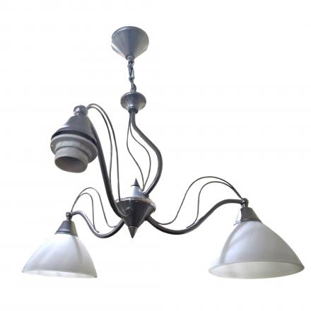 [OUTLET 50%] POLBŁYSK Lampa wisząca 3x40W E27 Z 53N chrom CZ108