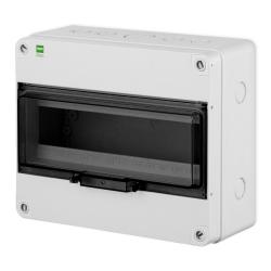 Elektro-Plast Rozdzielnica natynkowa HERMETICA RN-1x12 IP65 szara 2207-01