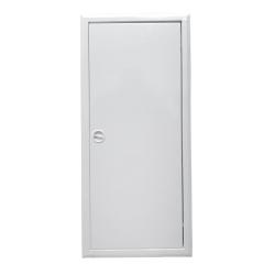 ETI Rozdzielnica p/t metalowy front 4x12 ERP 12-4 (N+PE) DIDO 001101206