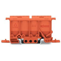 WAGO Adapter montażowy na szynę do złączek 222-4xx 1szt.