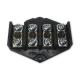 ELEKTRO-PLAST Płytka odgałęźna 4-torowa 2,5 mm² 0951-00