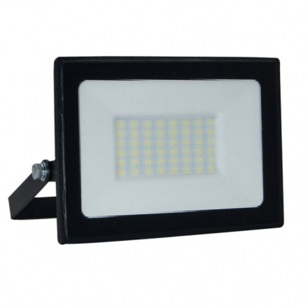 ECOLIGHT Naświetlacz wodoodporny IP65 LED SMD 50W 230V barwa zimna