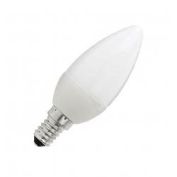 E-LIGHT ŻARÓWKA LED ŚWIECA C37 E14 7W BARWA CIEPŁA