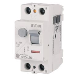 EATON Wyłącznik różnicowo-prądowy 2P 25A 30mA typ AC HNC-25/2/003 194690