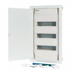 EATON Rozdzielnica podtynkowa 3x12 IP30 biała KLV-36UPS-F 178818
