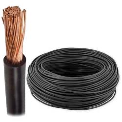 Przewód linka LgY 2,5mm² 750V czarny 100mb