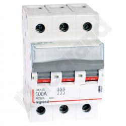 Legrand Rozłącznik izolacyjny FR303 100A 3P DX3 406469