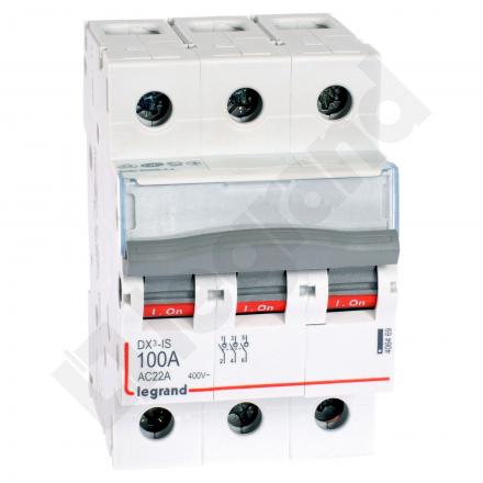 Rozłącznik izolacyjny Legrand FR303 100A 3P 406469