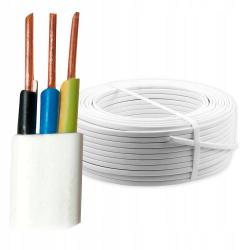 Przewód instalacyjny drut YDYp 3x1,5 750V 100m