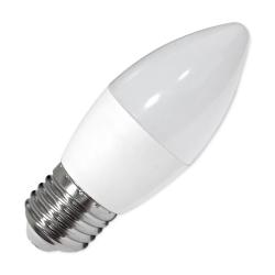 E-LIGHT ŻARÓWKA LED ŚWIECA C37 E27 7W BARWA CIEPŁA