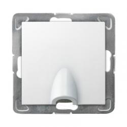 OSPEL IMPRESJA Przyłącz kablowy biały GPPK-1Y/m/00