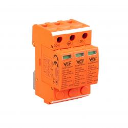 VCX Ogranicznik przepięć fotowoltaiczny DC klasy T2 (C) 3P 1000