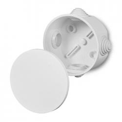 ELEKTRO-PLAST Puszka elektroinstalacyjna FAST-BOX odgałęźna natynkowa IP55 biała 0241-00