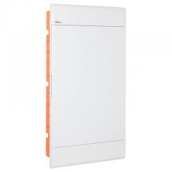 Elektro-Plast Rozdzielnica podtynkowamultimedialna SRp-36/BM, biała, 2.137