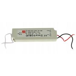 Zasilacz hermetyczny IP67 2,5A 30W 12V