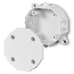 ELEKTRO-PLAST INDUSTRIAL Puszka elektroinstalacyjna PRZEMYSŁOWA natynkowa IP65 jasnoszara 2711-00