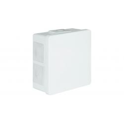 ELEKTRO-PLAST Puszka elektroinstalacyjna natynkowa IP55 biała 002-01