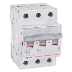 Legrand Rozłącznik izolacyjny FR303 40A 3P DX³ 406466