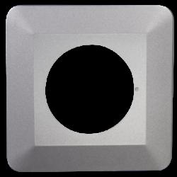 Osłona ściany srebrna OSX-910-SRB YNS10000052