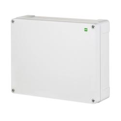 ELEKTRO-PLAST INDUSTRIAL Puszka hermetyczna n/t 440x330x145mm IP65 szara 2727-00