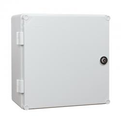 Elektro-Plast Obudowa z tworzywa UNIbox Uni-0, płyta montażowa, uchwyty do montażu naściennego, IP65 43.0