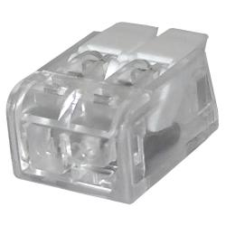 LC Szybkozłączka uniwersalna 3x0,14-4mm² transparentna ZP602 1szt.