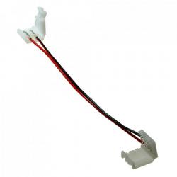 Złączka click do taśm LED 10mm, 5050, 1-stronna