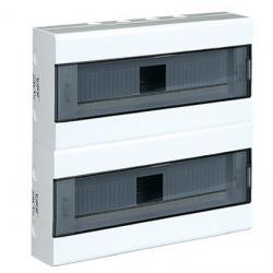 Elektro-Plast Rozdzielnica natynkowa SRn-2x18 (36) (N+PE) 1.8