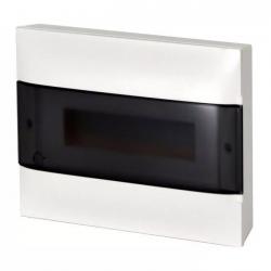 Legrand Rozdzielnica modułowa natynkowa PRACTIBOX S 1x12 drzwi przezroczyste 135431