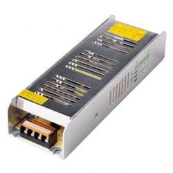 ECOLIGHT Zasilacz modułowy SLIM 12,5A / 150W 12V LED CCTV RTV