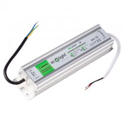 ECOLIGHT Zasilacz hermetyczny IP67 10A/120W 12V LED CCTV RTV