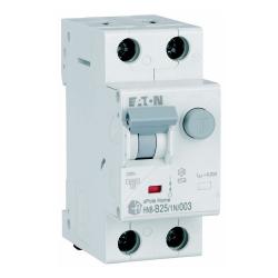 EATON Wyłącznik różnicowo-nadprądowy 2P B25A 30mA typ AC HNB-B25/1N/003 195123