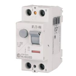 EATON Wyłącznik różnicowo-prądowy 2P 40A 30mA typ AC HNC-40/2/003 194691
