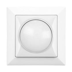 TIMEX OPAL Ściemniacz obrotowy inteligentny do LED 230V biały SO-Op